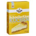 Bauckhof - Organic Gyors Sajttorta keverék, gluténmentes 485 g