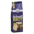 Bauckhof - Bio Gyorskenyér keverék, élesztő- és gluténmentes 500 g