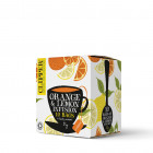 Clipper - Organic Orange & Lemon Tea 10 filter 25 g