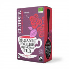 Clipper - Organic Fairtrade English Breakfast Tea 20 filter 62,5 g