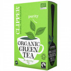 Clipper - Organic Fairtrade Green Tea 26 filter 50 g