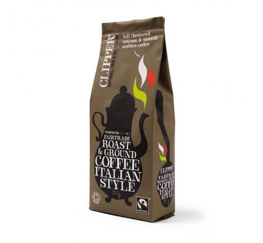 Clipper - Organic Italian Style Coffee 227 g
