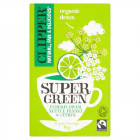 Clipper - Organic Super Green Detox Tea 20 filter 40 g