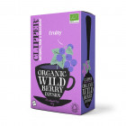 Clipper - Organic Wild Berry 25 filter 62,5 g