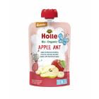 Holle - Organic Apple Ant tasakos bébiétel alma, banán, körte 100 g