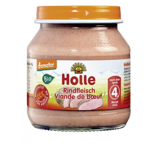 Holle - Organic bébiétel marhahús 125 g