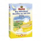 Holle - Organic tejkása banán 250 g