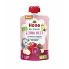 Holle - Organic Zebra Beet tasakos bébiétel alma, banán, cékla 100 g