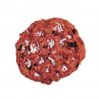 Kookie Cat - Organic Wild Berries & White choc Oat Cookie 12 x 50 g