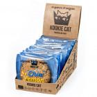 Kookie Cat - Organic Chia & Lemon, Cashew Oat Cookie 12 x 50 g