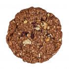 Kookie Cat - Organic Cacao Nibs & Walnut, Cashew Oat Cookie 12 x 50 g