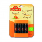 Lecker's - Organic Orange oil 4 x 2 ml