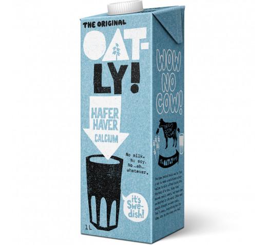 Oatly - Oat Drink Calcium 1000 ml