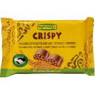 Rapunzel - Organic Cristallino tejcsokoládé ropogós gabonás töltelékkel 100 g