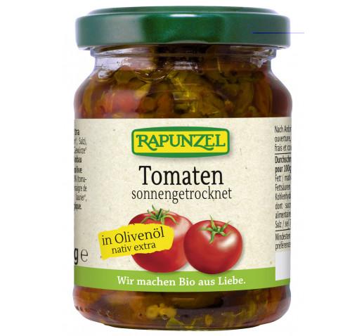 Rapunzel - Organic Szárított paradicsom olívaolajban 120 g