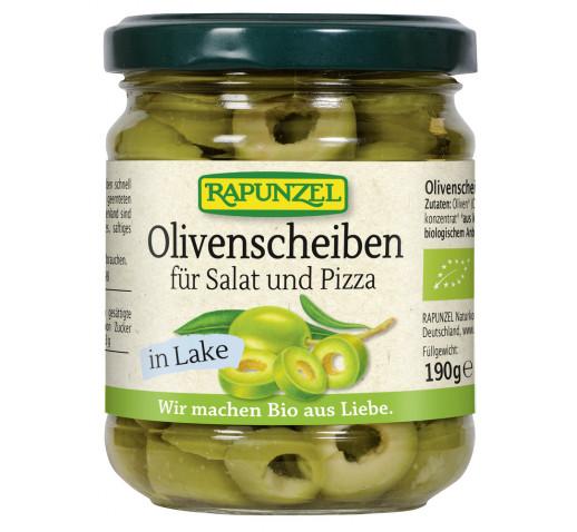 Rapunzel - Organic Szeletelt oliva salátára és pizzára 190 g