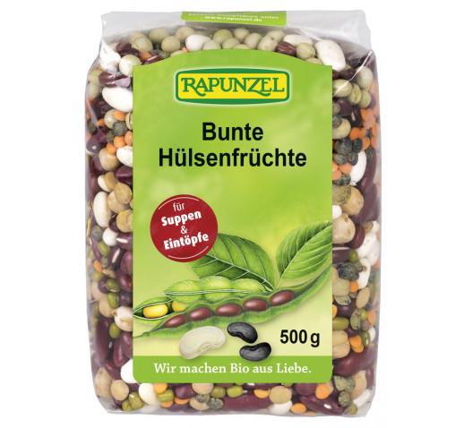 Rapunzel - Organic Színes hüvelyes keverék 500 g