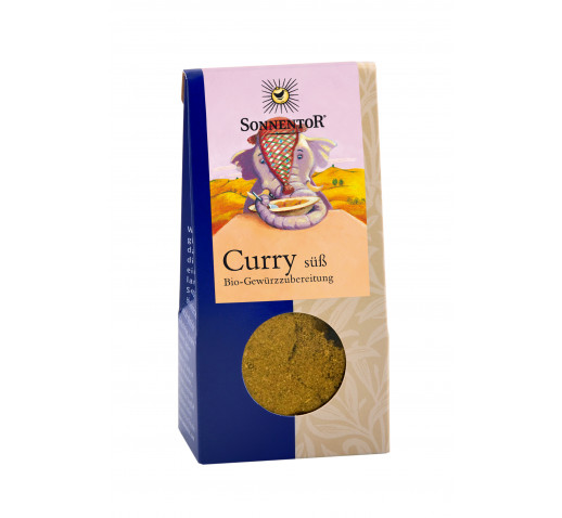 Sonnentor - Organic Curry 50 g