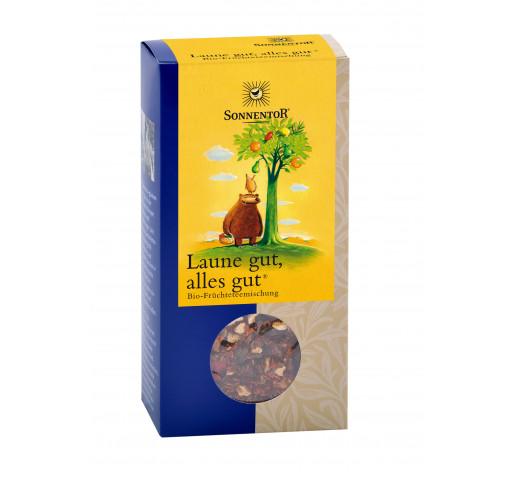 Sonnentor - Organic Jókedv gyümölcs tea, szálas 100 g