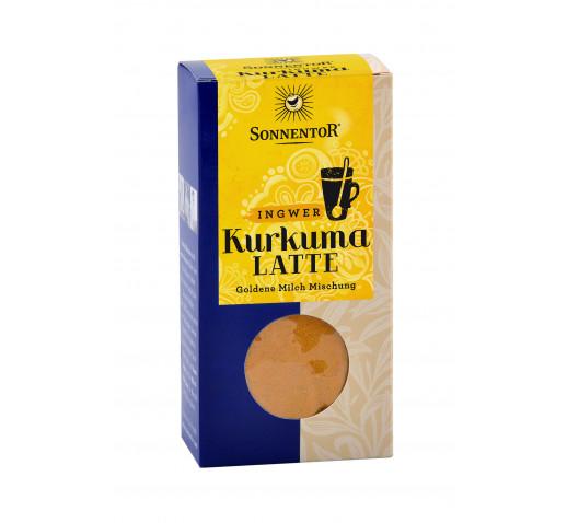 Sonnentor - Organic Kurkuma-Latte Gyömbér 60 g