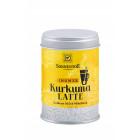 Sonnentor - Organic Kurkuma-Latte Gyömbér (fémdobozos) 60 g