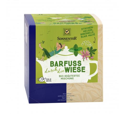 Sonnentor - Organic Mezítlábas séta a mezőn tea 21,6 g
