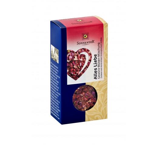 Sonnentor - Organic Sok szeretettel fűszer-virág keverék 40 g
