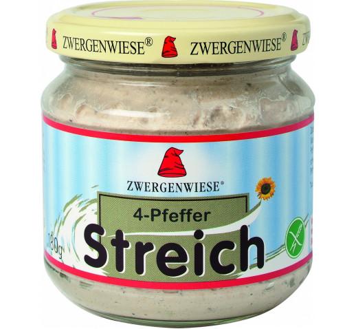 Zwergenwiese - Organic 4-féle borsos szendvicskrém 180 g