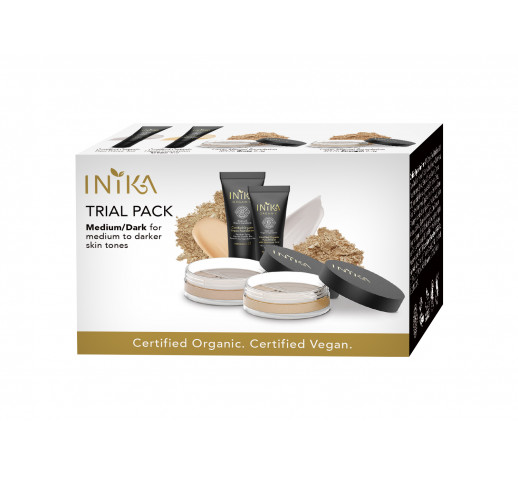 INIKA - Trial Pack - medium/dark