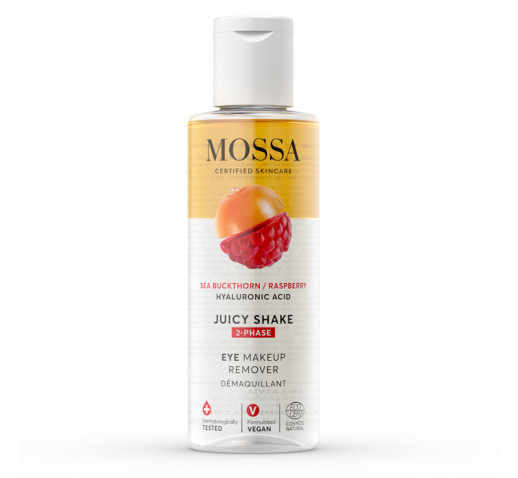 Mossa - JUICY SHAKE Eye Makeup Remover 100 ml