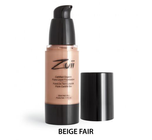 Zuii Organic - Folyékony Alapozó Beige Fair 30 ml