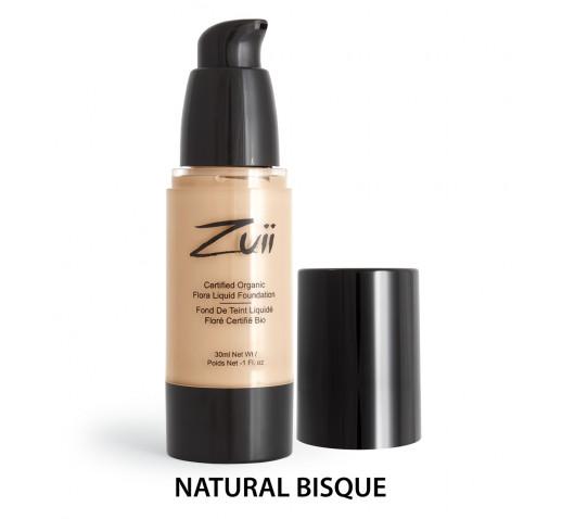 Zuii Organic - Folyékony Alapozó Natural Bisque 30 ml