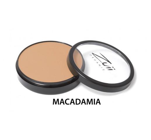 Zuii Organic - Púder Alapozó Macadamia 10 g
