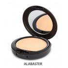 Zuii Organic - Ultra-Kompakt poralapozó Alabaster 13 g