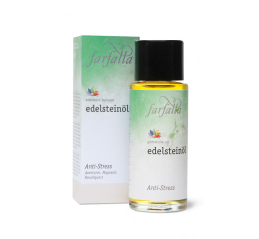 Farfalla - Organic Gemstone Oil Anti-stress 80 ml