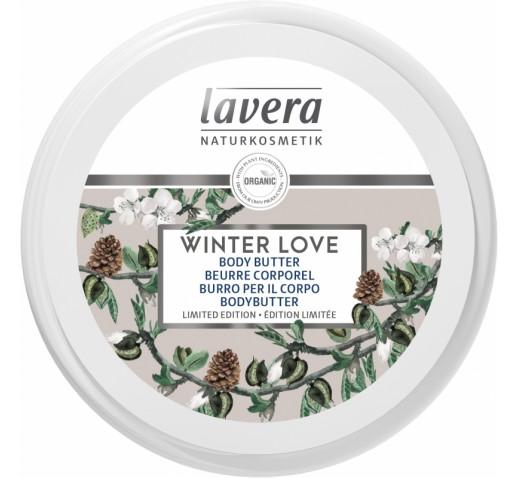 lavera - Testvaj - téli szerelem 150 ml