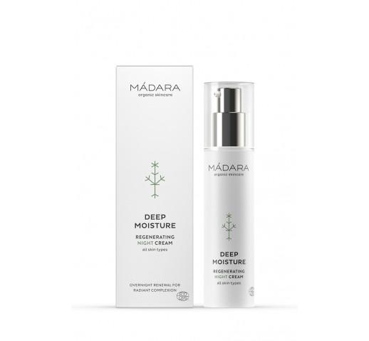 Mádara - Organic Regenerating night cream 50 ml