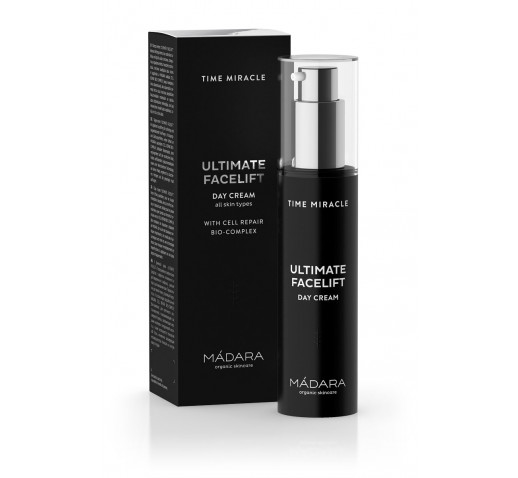 Mádara - Organic TIME MIRACLE Ultimate Facelift day cream 50 ml