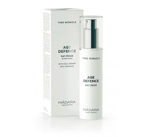 Mádara - Organic TIME MIRACLE Age Defence day cream 50 ml