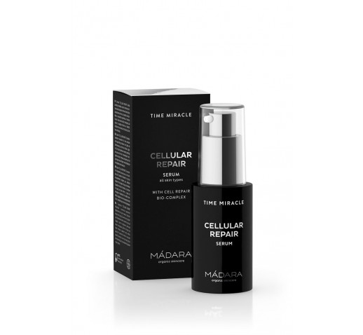 Mádara - Organic TIME MIRACLE Cellular Repair serum 30 ml
