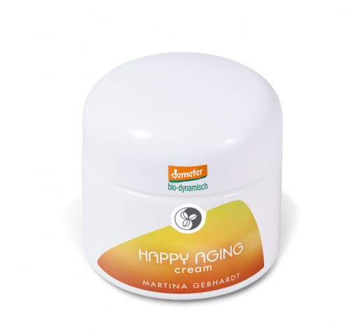 Martina Gebhardt - Organic Happy Aging Cream 50 ml