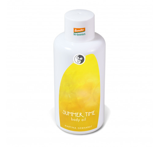 Martina Gebhardt - Organic Summer Time Body Oil 100 ml