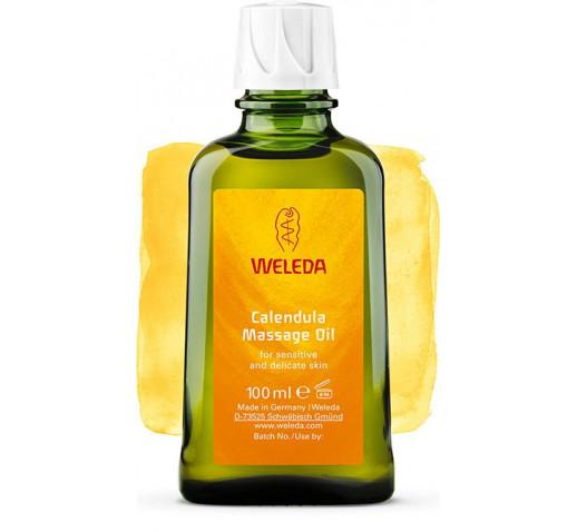 Weleda - Organic Calendula masszázs olaj 100 ml